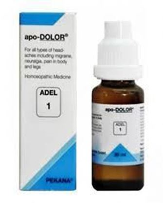 Picture of ADEL 1 Apo-Dolor Drop