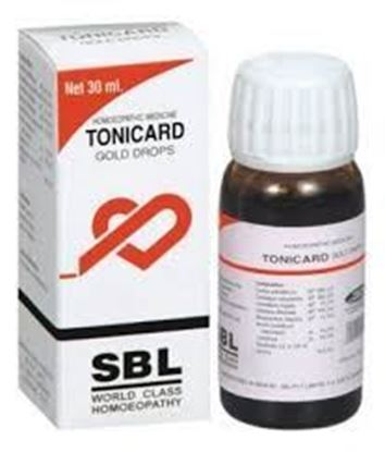 Picture of SBL Tonicard Gold Drop