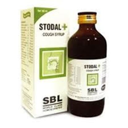 Picture of SBL Stodal+ Cough Syrup