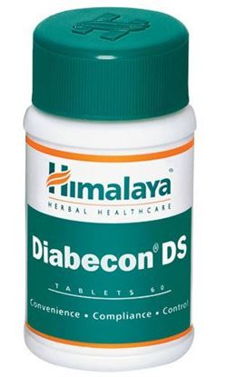Picture of Himalaya Diabecon DS Tablet