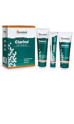 Picture of Himalaya Clarina Anti-Acne Kit