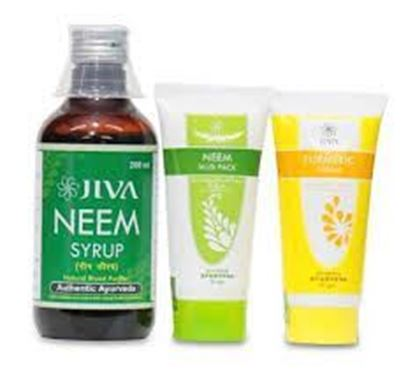 Picture of Jiva Anti-Acne Combo