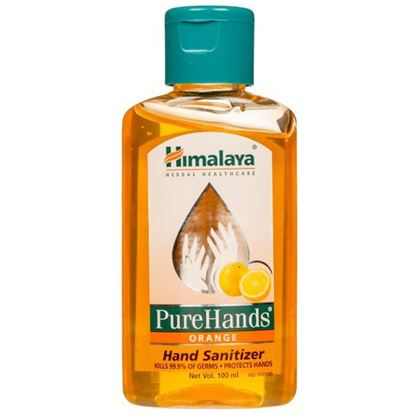 Picture of Himalaya Wellness Pure Hands Sanitizer Orange