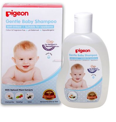 Picture of Pigeon Gentle Baby Shampoo