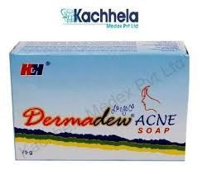 Picture of Dermadew Acne Soap