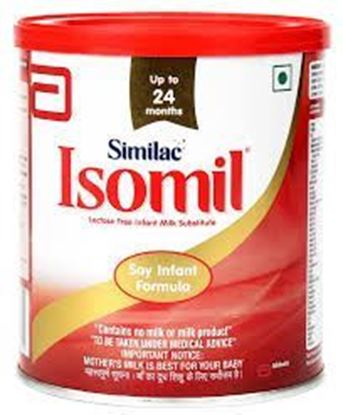 Picture of Similac Isomil Soy Infant Formula