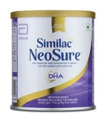 Picture of Similac Neosure with DHA + Natural Vitamin E
