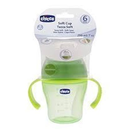 Picture of Chicco Soft Cup Green