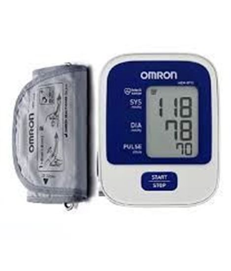 Picture of Omron Hem-8712 BP Monitor
