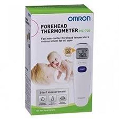 Picture of Omron MC-720 Non-Contact Forehead Thermometer