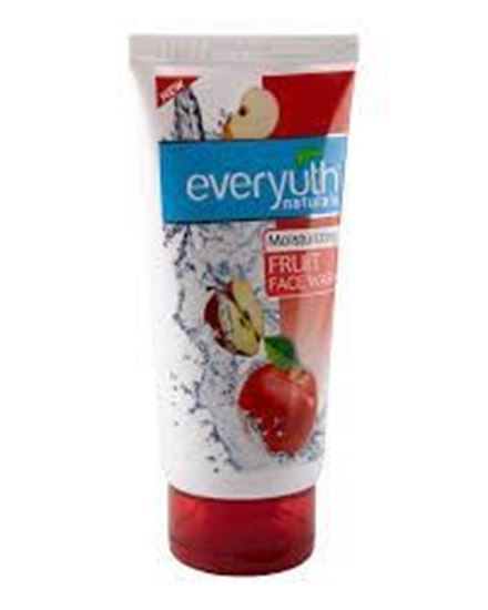 Picture of Everyuth Naturals Moisturizing Fruit Face Wash