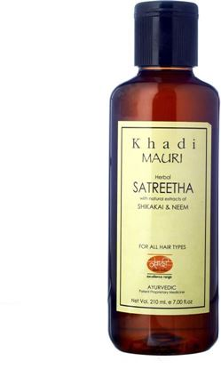 Picture of Khadi Mauri Herbal Satreetha Shampoo