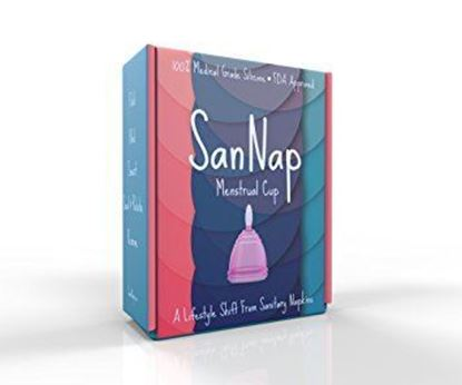 Picture of Sannap Menstrual Cup (Small)