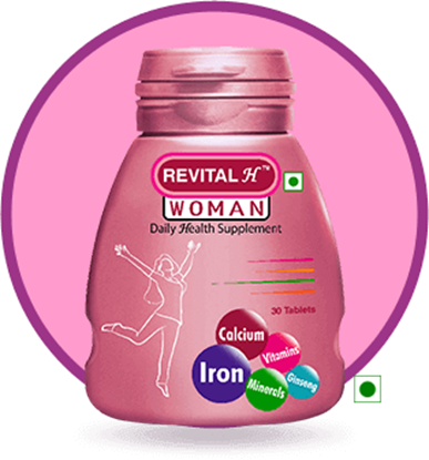 Picture of Revital H Woman Tablet