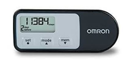 Picture of Omron HJ-321 Pedometer