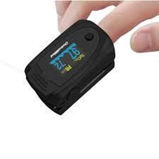 Picture of ChoiceMMed MD300C63 AntiShock, Fall Resistant Fingertip Pulse Oximeter