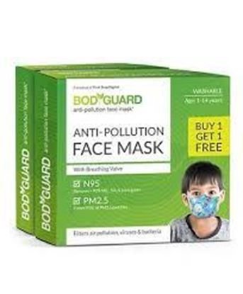 Picture of Bodyguard Anti Pollution Face Mask (Buy 1 Get 1 Free)
