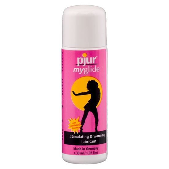 Picture of Pjur My Glide Stimulating and Warming Lubricant