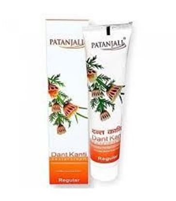 Picture of Patanjali Ayurveda Dant Kanti Regular Dental Cream
