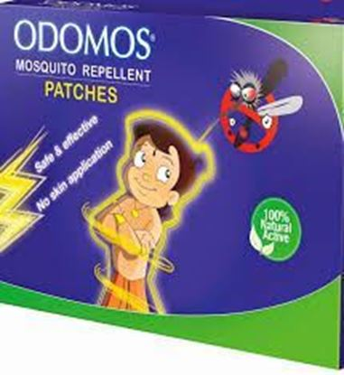Picture of Odomos Mosquito Repellent Patch