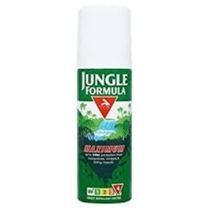 Picture of Jungle Formula Maximum Mosquito Spray
