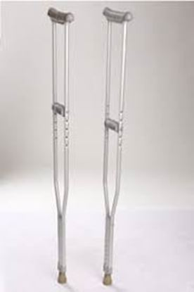 Picture of Tynor L-21 Auxiliary Crutch (Pair) XL