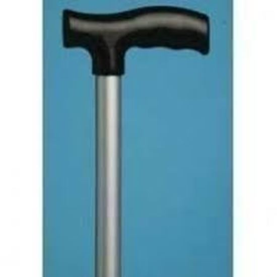 Picture of Tynor L-08 Walking Stick L Type Silver