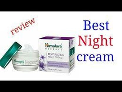 Picture of Himalaya Revitalizing Night Cream