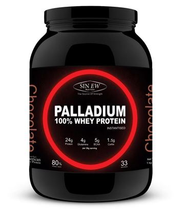 Picture of Sinew Nutrition Palladium 100% Whey Protein Powder Chocolate