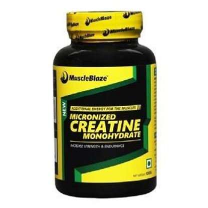 Picture of MuscleBlaze Creatine Powder