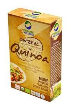 Picture of Organic Wellness OW'ZEAL Quinoa