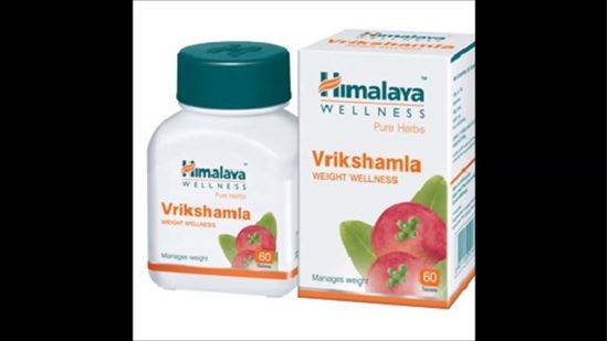 Picture of Himalaya Wellness Pure Herbs Vrikshamla Weight Wellness Tablet