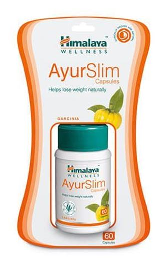 Picture of Himalaya Wellness AyurSlim Weight Management Capsule