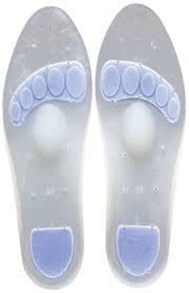 Picture of Tynor K-01 Insole Full Silicon (Pair) M