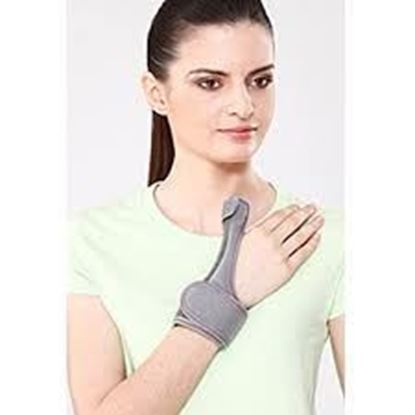 Picture of Tynor F-06 Thumb Spica Splint Universal