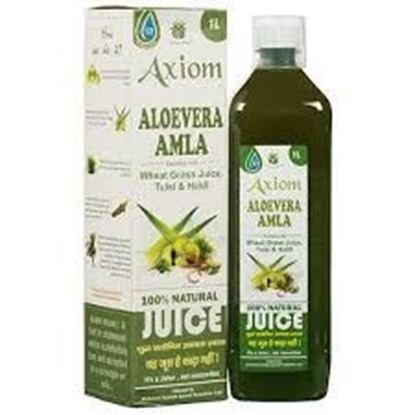 Picture of Axiom Aloevera Amla Juice