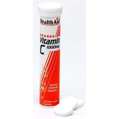 Picture of Healthaid Vitamin C 1000mg Tablet Orange