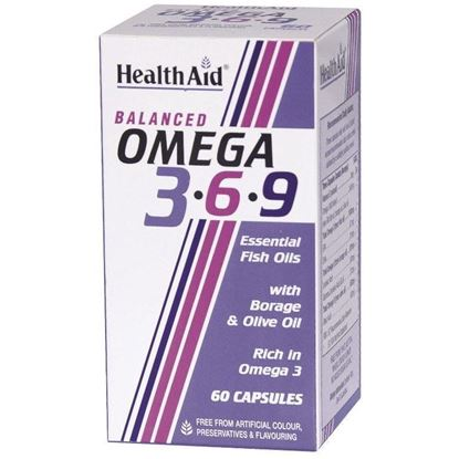 Picture of Healthaid Omega 3-6-9 Capsule