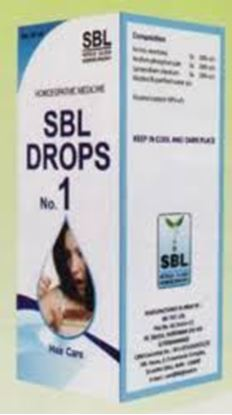 Picture of SBL Drops No 1 Hair Care