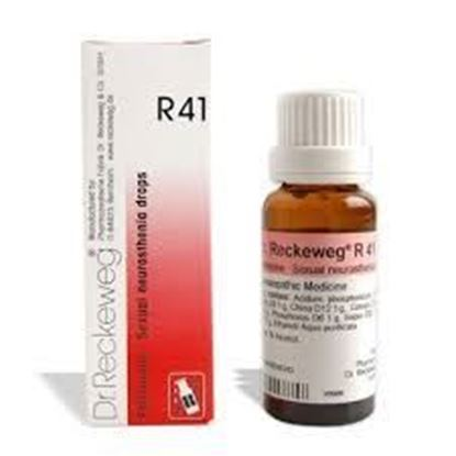 Picture of Dr. Reckeweg R41