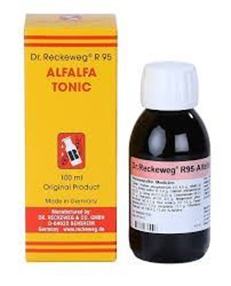 Picture of Dr. Reckeweg Alfalfa Tonic
