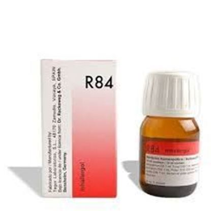 Picture of Dr. Reckeweg R84 (Inhallergol) (30ml)