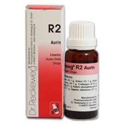 Picture of Dr. Reckeweg R2 (Aurin) (22ml)