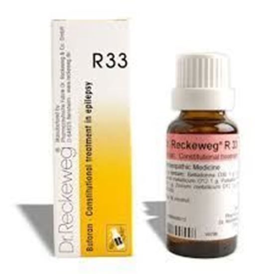 Picture of Dr. Reckeweg R33 (Buforan) (22ml)