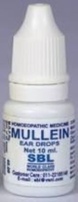 Picture of SBL Mullein Ear Drops