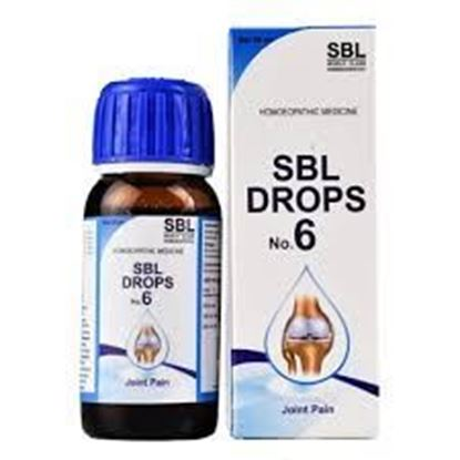 Picture of SBL Drops No 6 Joint Pain