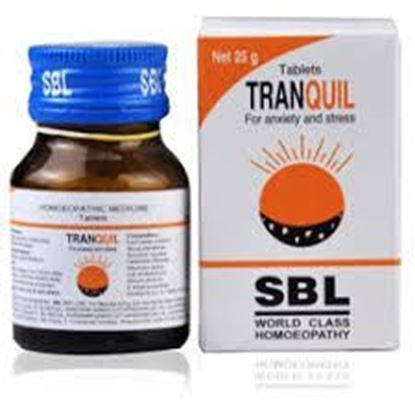 Picture of SBL Tranquil Tabs