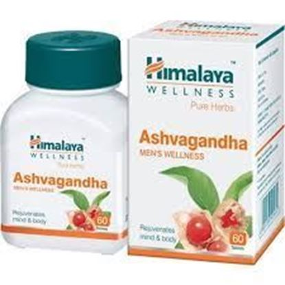 Picture of Himalaya Ashwagandha Tablet