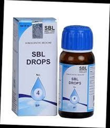 Picture of SBL Drops No 4 Hypertension