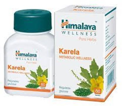 Picture of Himalaya Karela Tablet